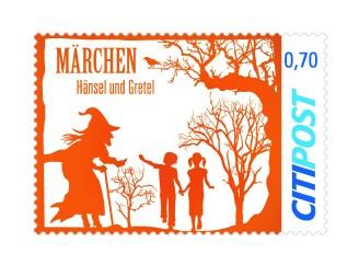Briefmarke Märchen