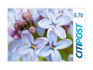Heft Briefmarken FLieder