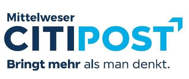 Logo Citipost Mittelweser